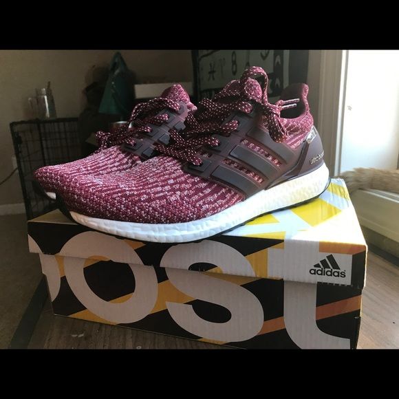 ca2266e81d1 Men's Adidas ultraboost 3.0 deep burgundy